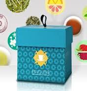 Tea box envouthe