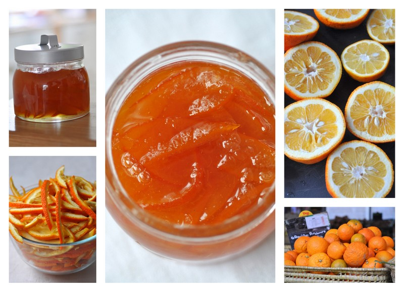 Confiture D Oranges Ameres