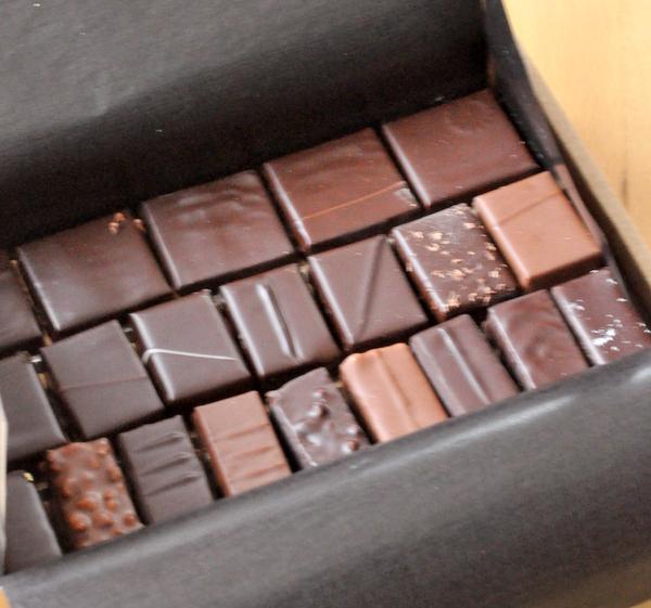 Chcolats ducasse manufacture paris