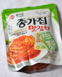 Kimchi vignette