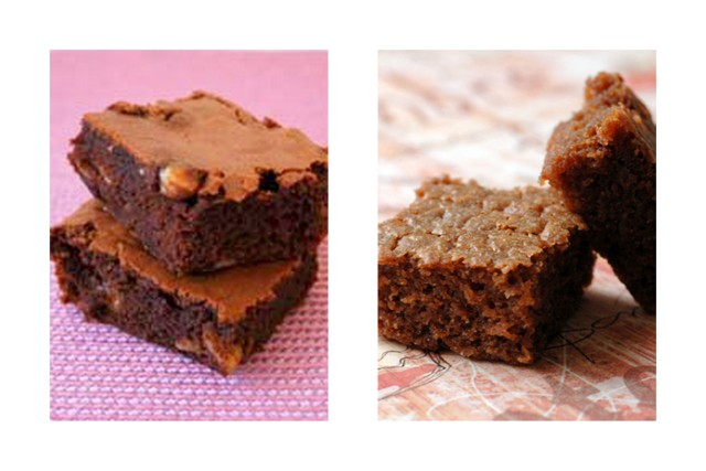 Brownie fondant moelleux