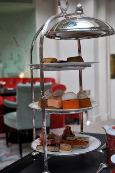 Gouter chic shangri-la tea time for two