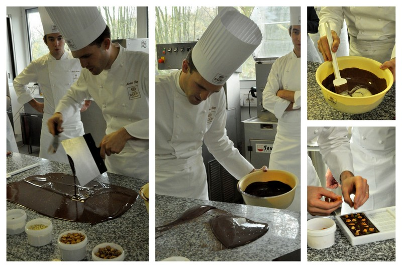 Temperage chocolat mycryo