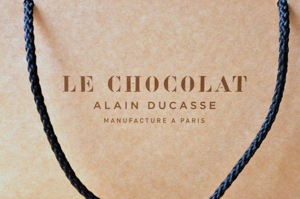 Chocolat ducasse manufacture paris