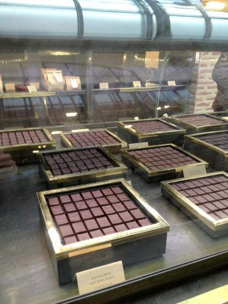 Chocolaterie ducasse
