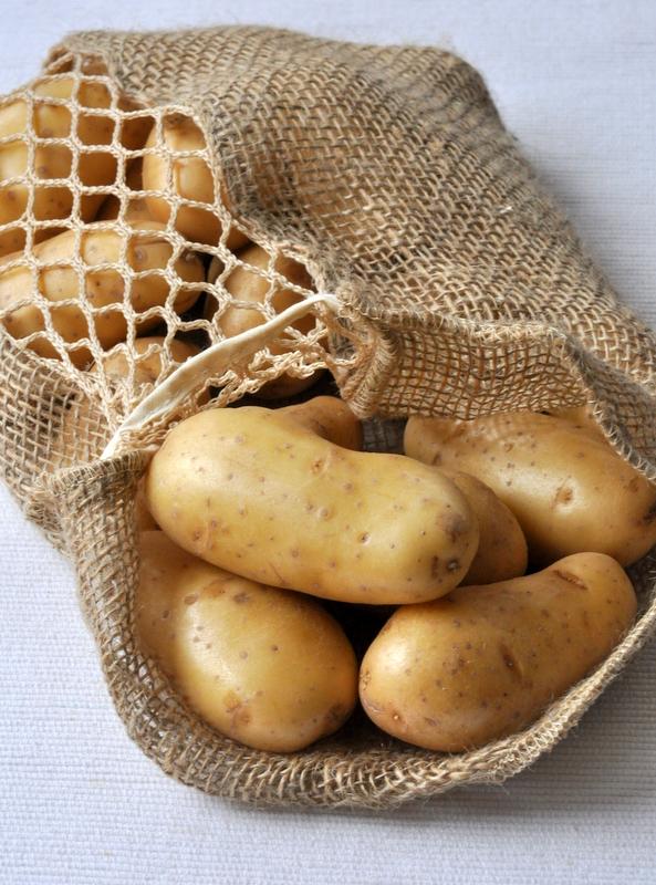 Pommes de terre pompadour label rouge