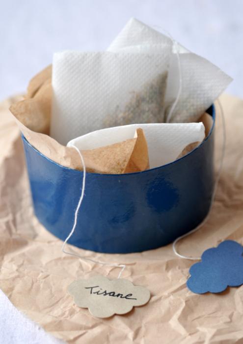 C'est moi qui l'ai fait !: Cadeaux gourmands : sachets de tisane & de thé maison ou presque