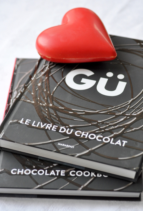 Gu livre chocolat chocolate cookbook