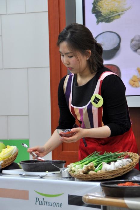 Demo kimchi musee kimchi seoul