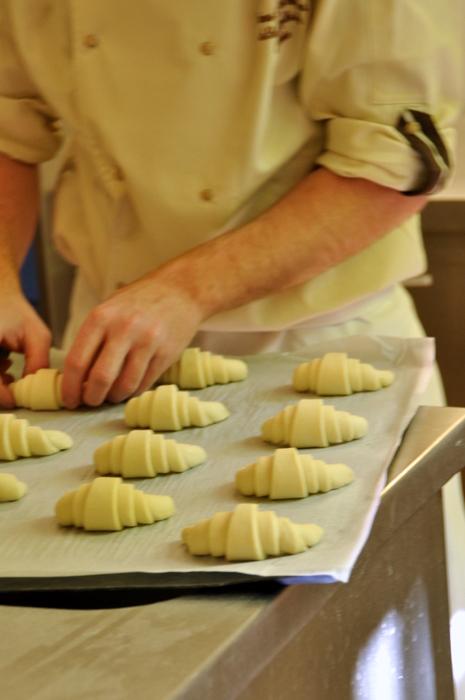 Faconnage croissant