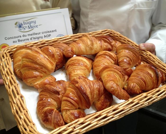 Prix meilleur croissant beurre isigny aop