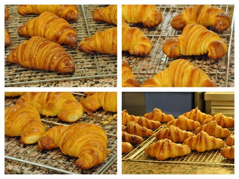 Best croissant isigny