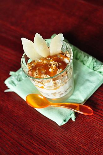 Dessert-yaourt-poire-musli pascale