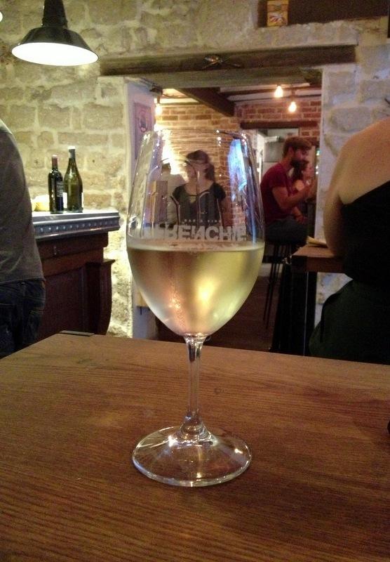 Bar vins frenchie paris