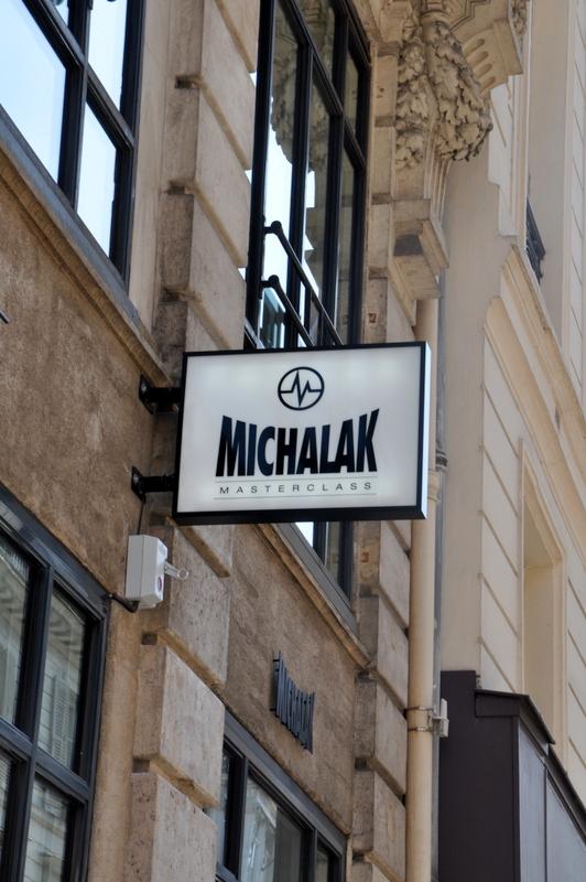 Masterclass michalak paris