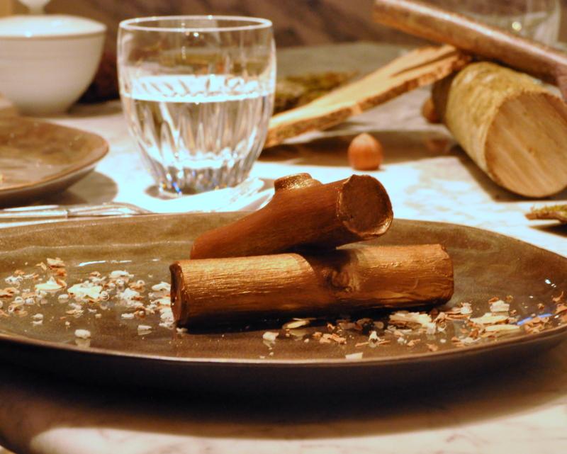 Buche yann couvreur chocolat cazette hotel prince de galles