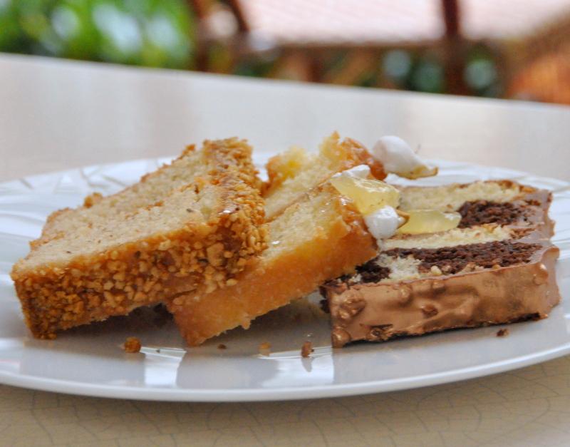 Cake noisettes yann couvreur