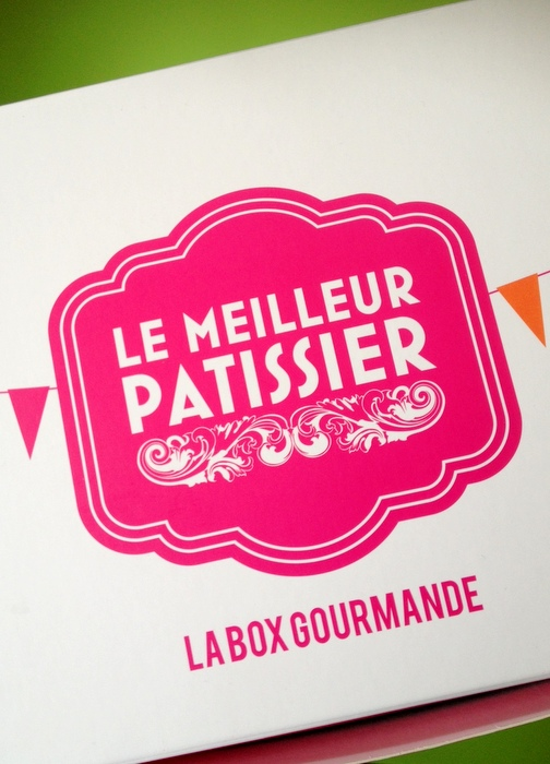 Box gourmande le meilleur patissier