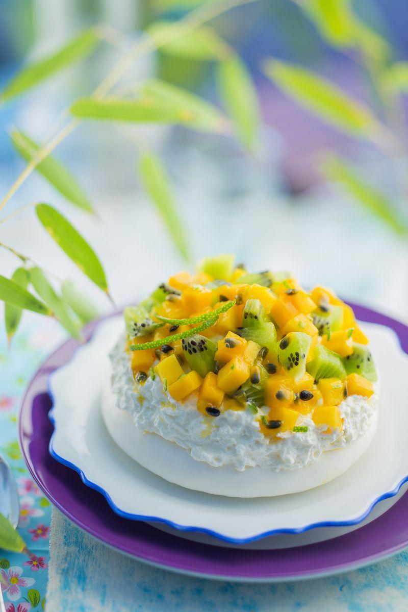 Pavlova fruits exotiques-BD