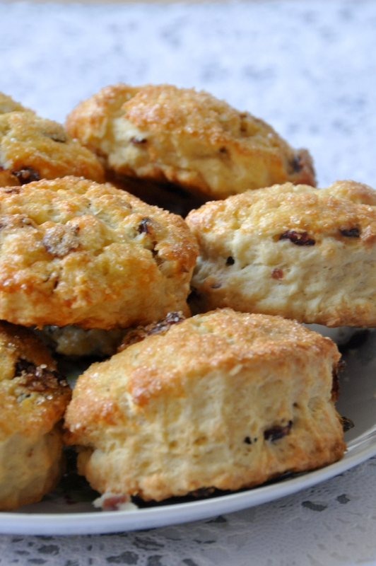 Scones christophe michalak
