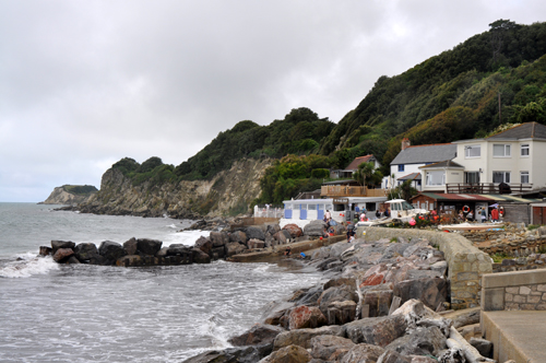 Steephill cove iow vue 1