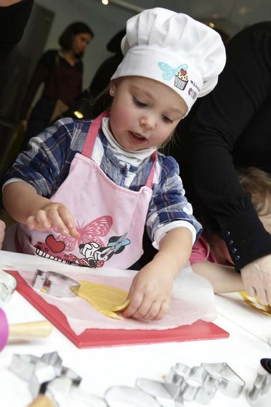 Sables confiture atelier enfants