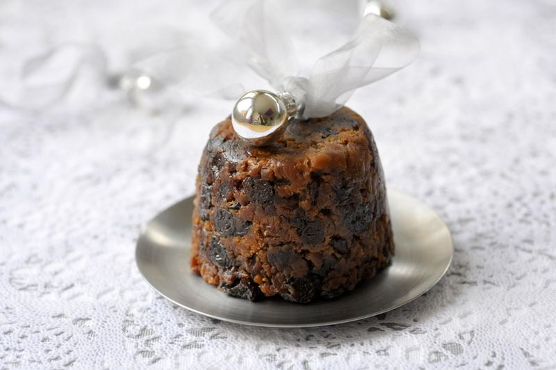 Xmas pudding au multicuiseur
