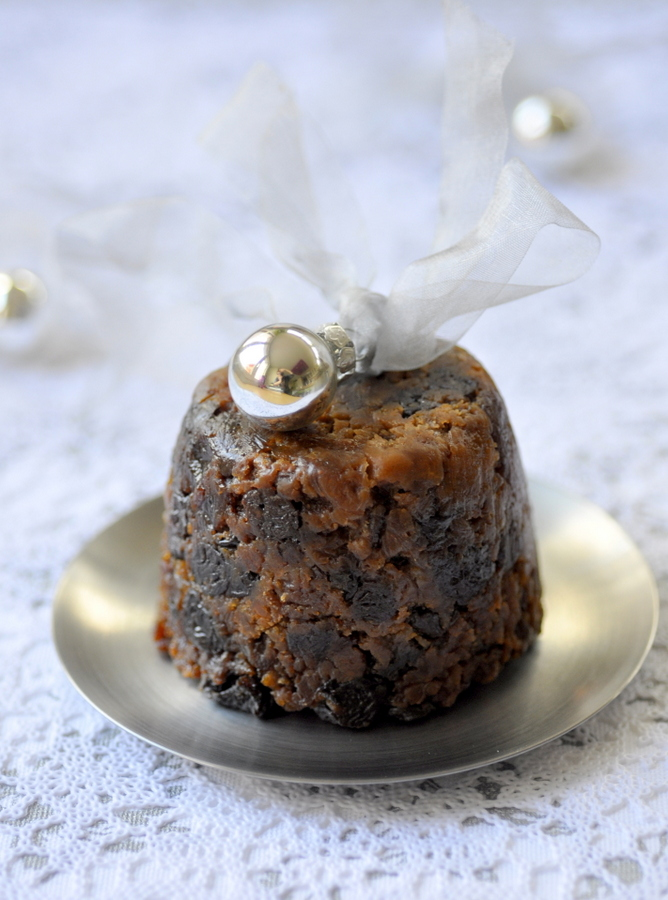 Xmas pudding deux multicuiseur philips