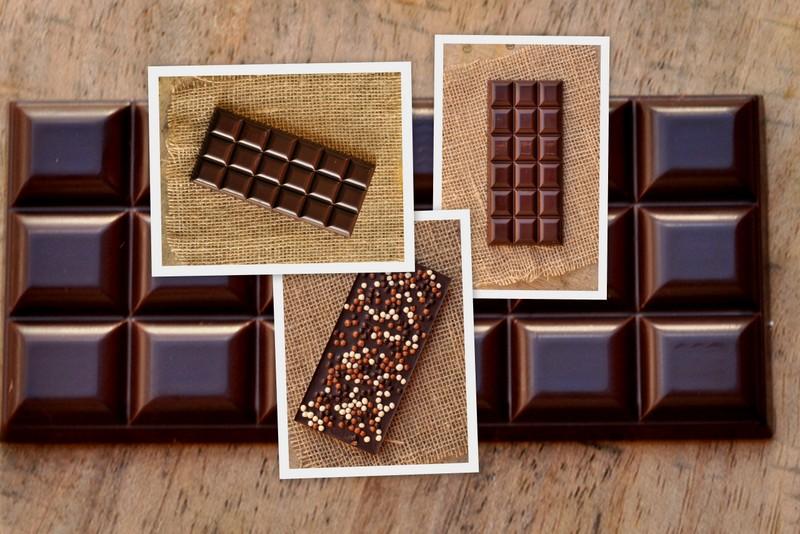 Tablette de chocolat maison