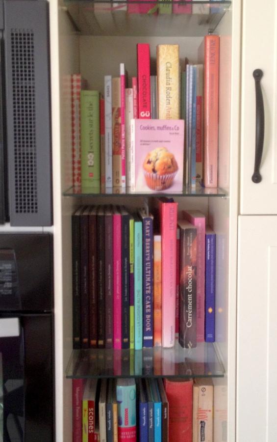 Trocs de livres de cuisine