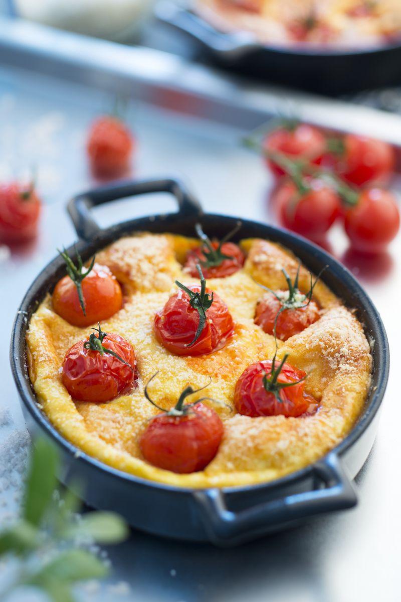 Clafoutis de tomates-BD