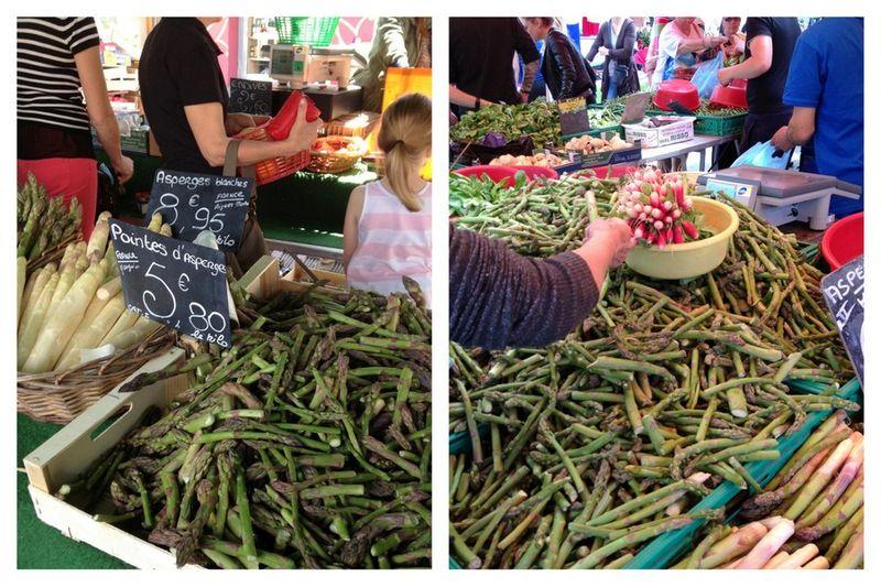 Marche de mauguio legumes