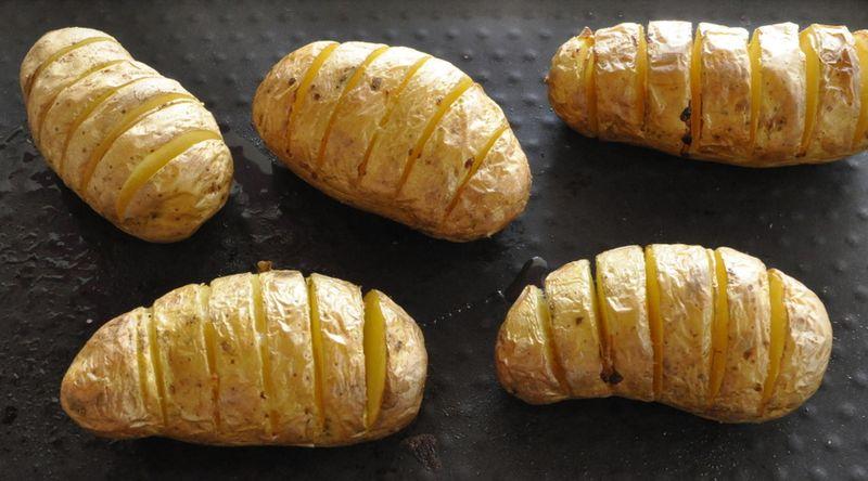 Pommes de terre roties a la suedoise