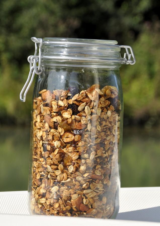 Granola eclats de feves de cacao