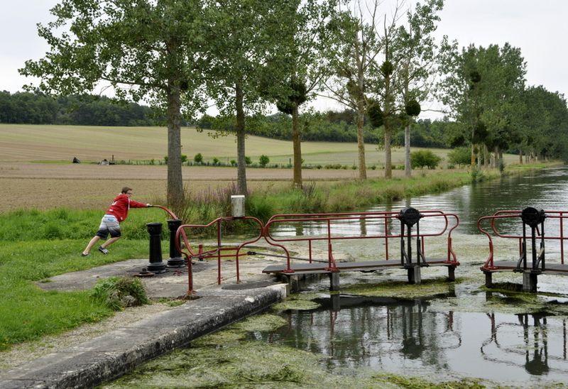 Canal de bourgogne 108