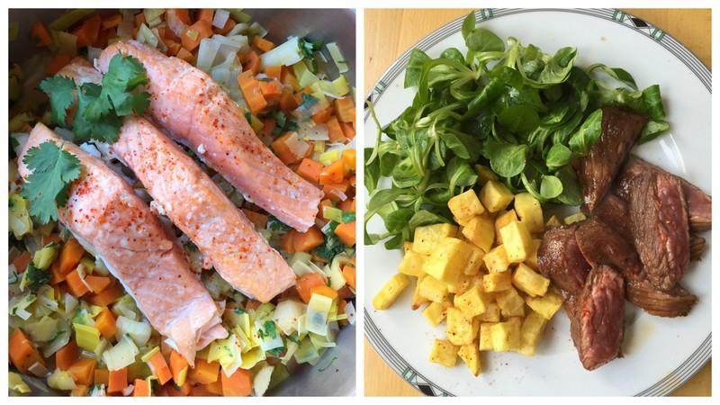 Viande et poisson illico fresco