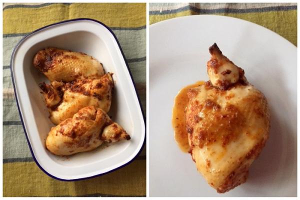C 39 est moi qui l 39 ai fait poulet marin et grill au piment chipotle la recette de david - Comment faire du poulet grille ...