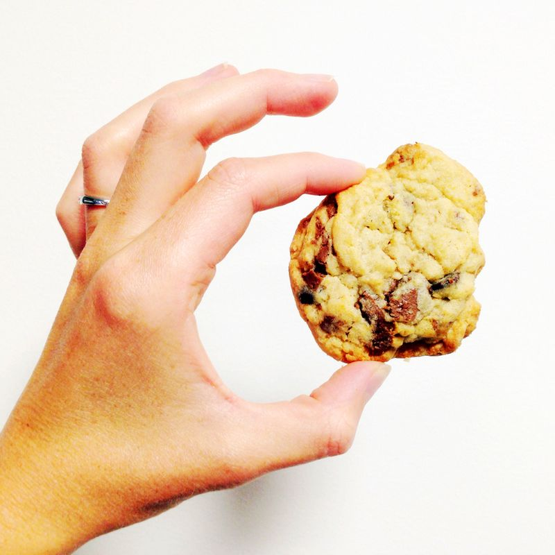 Cookies beurre de cacahuettes