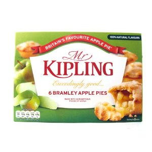Mr kipling apple pie