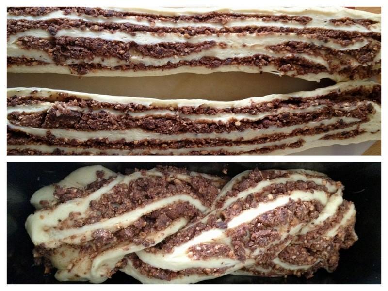 Krantz cake ou babka