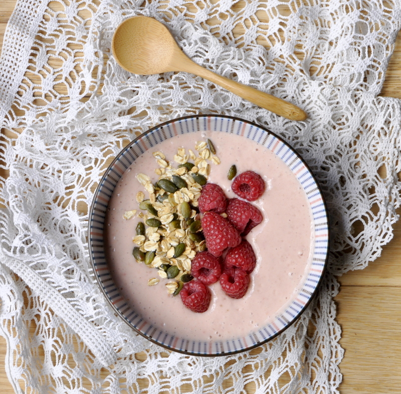 Comment faire un smoothie bowl