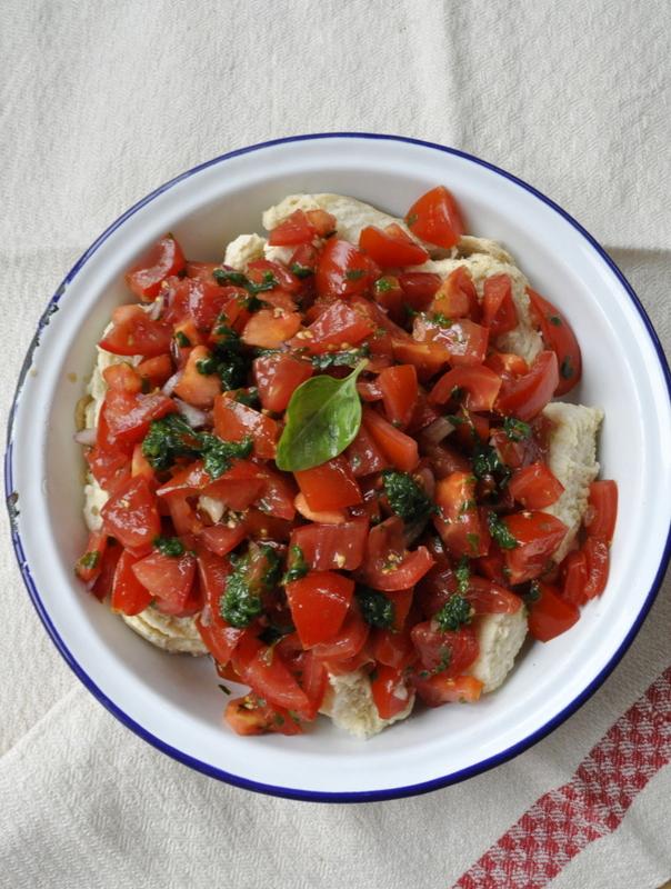 Friselle aux tomates