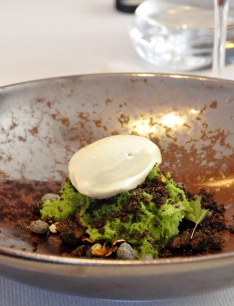 Dessert la marine noirmoutier