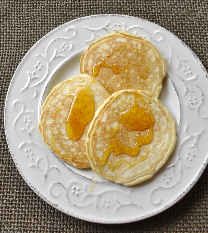 Drop scones crepes ecossaises