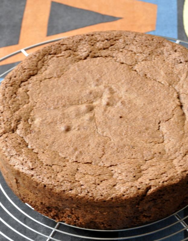 c'est moi qui l'ai fait !: comment démouler un gâteau encore chaud