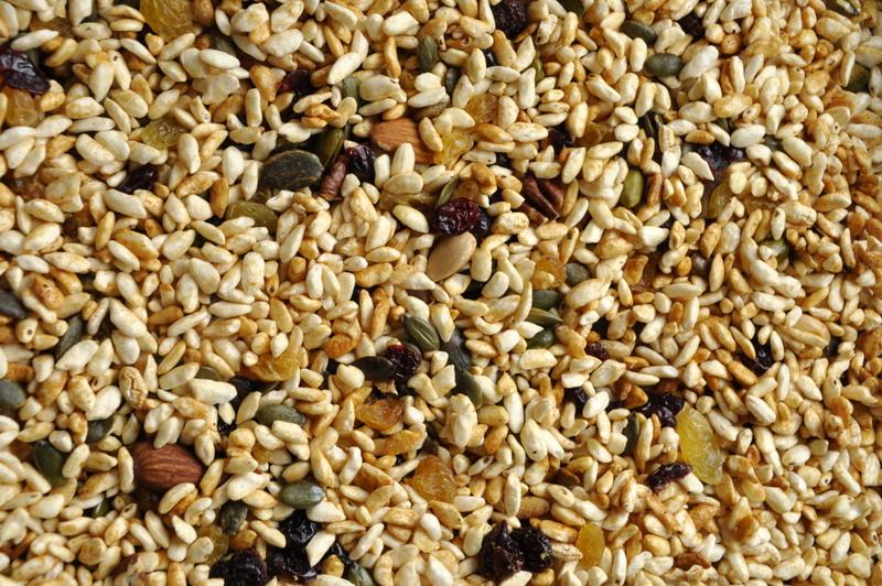 Granola riz soufflé