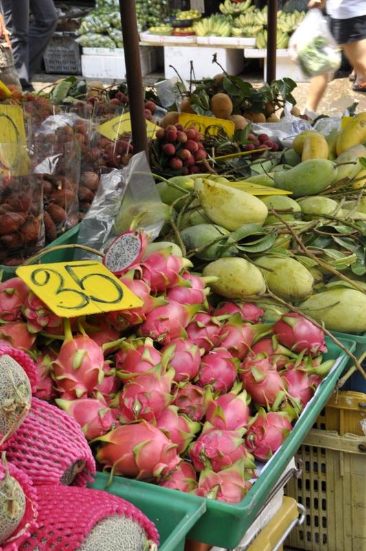 Fruits marche bangkok
