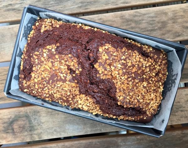 Cake chocolat fleur de cazette-001