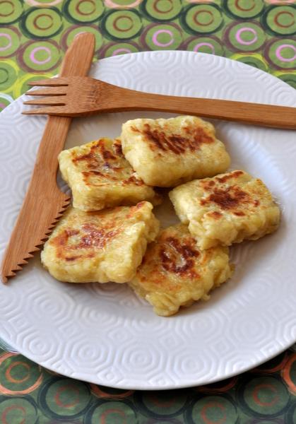 Boxty potatoes