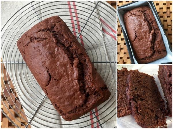 Cake Banane Chocolat Scally